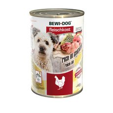New BEWI DOG Nassfutter – Chicken, 400g