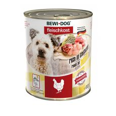 New BEWI DOG Nassfutter – Chicken, 800g