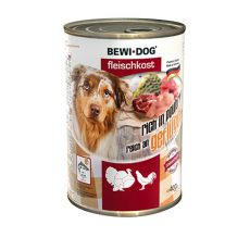 New BEWI DOG Nassfutter – Geflügel, 400g