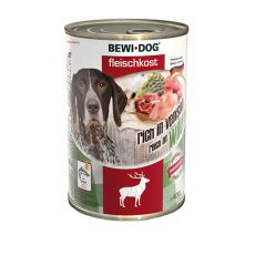 New BEWI DOG Nassfutter – Wild, 400g
