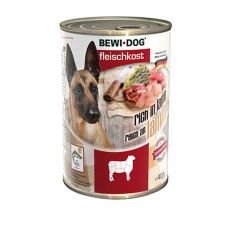 New BEWI DOG Nassfutter – Lamm, 400g