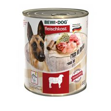 New BEWI DOG Nassfutter–Lamm, 800g