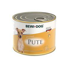 BEWI DOG Pâté – Pute, 200g