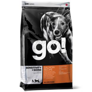 Petcurean GO! Sensitivity + Shine - 11,33kg