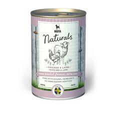 Bozita Naturals Chicken & Lamb - Pâté, 410g