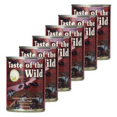 TASTE OF THE WILD Southwest Canyon Canine - Dose, 6 x 390g