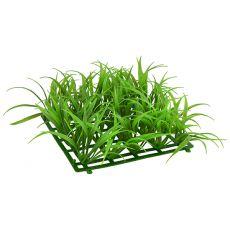 Aquarienpflanze aus Kunststoff CP06-15P - 15 x 15 cm