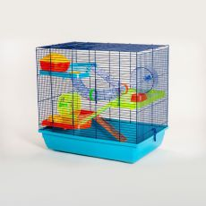Hamsterkäfig HOMER - 58 x 38 x 55 cm