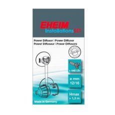 EHEIM Power Diffusor für Schläuche mit Durchmesser 12/16mm