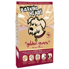 Barking Heads Golden Years - 6kg