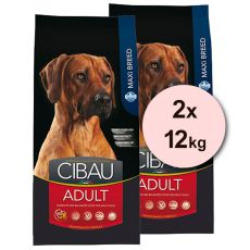 Farmina MO SP CIBAU dog ADULT MAXI 2 x 12 kg