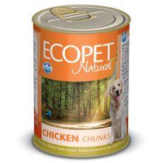 Farmina MO P ECOPET dog Chicken Nassfutter 1250 g