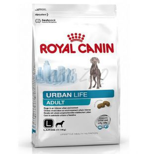 ROYAL CANIN URBAN LIFE ADULT LARGE DOG 3kg