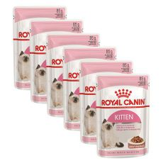Royal Canin KITTEN Instinctive 6 x 85 g - Beutel