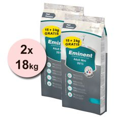 EMINENT Adult Mini - 2 x 18 kg