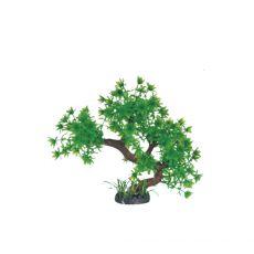 Aquarienpflanze aus Kunststoff KB – 001- 21x 5 x 22 cm