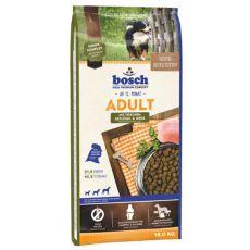 Bosch ADULT Geflügel und Hirse 15kg