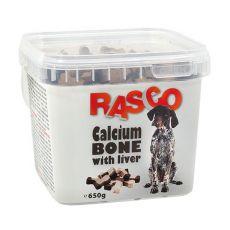 Hunde RASCO - Kalziumknochen mit Leber, 650g