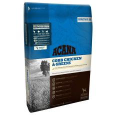 Acana Heritage Cobb Chicken & Greens 6 kg