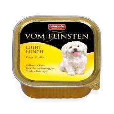 ANIMONDA Nassfutter Light Lunch - Pute + Käse 150 g