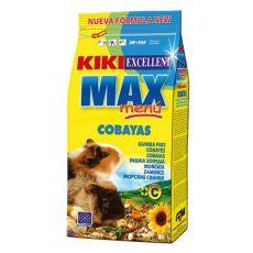 KIKI EXCELLENT MAX MENU - Futter für Meerschweinchen , 1kg