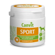 Canvit SPORT - für Sporthunde, 100g