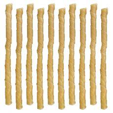 Kaustange für Hunde - gedreht, 5-6 mm / 10 Stk.