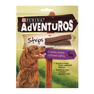 Purina ADVENTUROS Strips - Wild, 90g