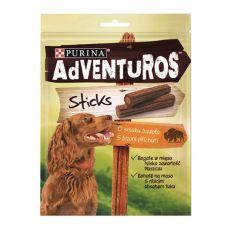 Purina ADVENTUROS Sticks - Bison 4 Stk, 120g