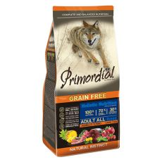 Primordial GF Adult Tuna & Lamb 2kg
