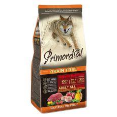 Primordial GF ADULT - Büffel und Makrele 12kg