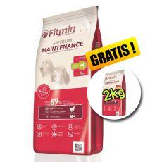 Fitmin MEDIUM Maintenance - 15 kg + 2kg GRATIS