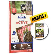 Bosch ACTIVE 15 kg + 3kg Geflügel und Hirse GRATIS