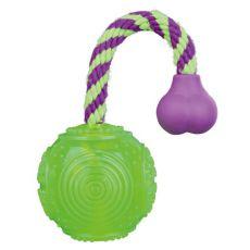 Ball am Seil 7 x 25 cm