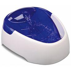 Wasserautomat für Hunde TRIXIE - weiß/blau, 1l