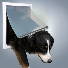 Freilauftür für Hunde 2-Wege, M - XL, 38 x 45 cm
