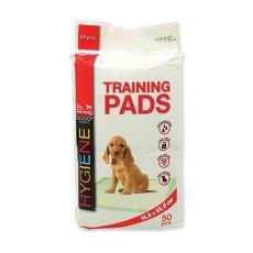 Hygiene unt Trainingsunterlagen für Hunde - 50Stk