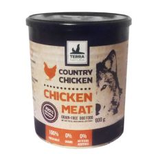 Feuchtnahrung Terra Natura Country Chicken Meat 800g
