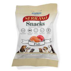 Hundesnack MEDITERRANEAN NATURAL mit Lachs und Thunfsich - 100 g