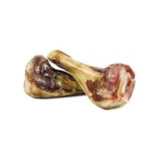 Hundeknochen MEDITERRANEAN NATURAL Serrano 2 HALF Ham Bone