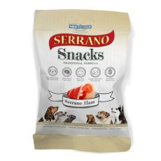 Hundesnack MEDITERRANEAN NATURAL mit Serranoschinken - 100 g