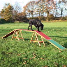 Agility Steg, Dog Activity 456 x 64 x 30cm