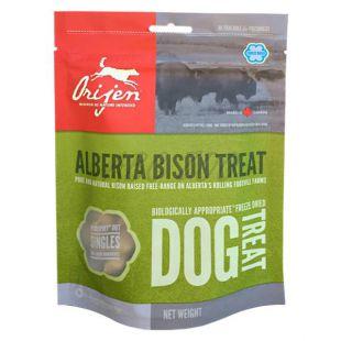 Leckerli ORIJEN TREAT – Alberta Bison Singles 56,7 g