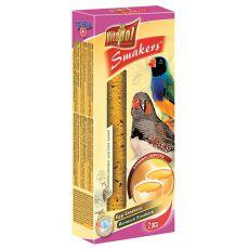 Vitapol Smakers Kolben für Zebrafinken - mit Eier, 2 Stck