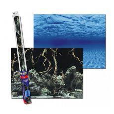 Hintergrund für Aquarien ROOTS/WATERS S - 60 x 30cm