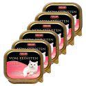 Animonda Vom Feinsten Adult Cats - mit Putenherzen 6 x 100g