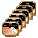 Animonda Vom Feinsten Castrated Cats - Pute + Lachs 6 x 100g