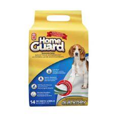 Erziehungs- und Hygieneunterlagen für Hunde - 14 Stk