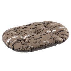 Kissen für Hunde RELAX C 55/4 - oval, 55 x 36cm