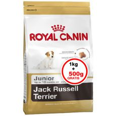 ROYAL CANIN JACK RUSSELL TERRIER JUNIOR 1kg + 0,5kg GRATIS